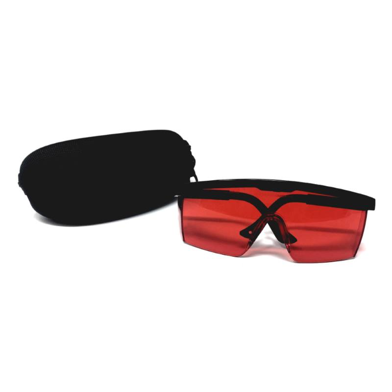 Protection Goggles Laser Safety Glasses Red Eye Spectacles Protective Glasses EV