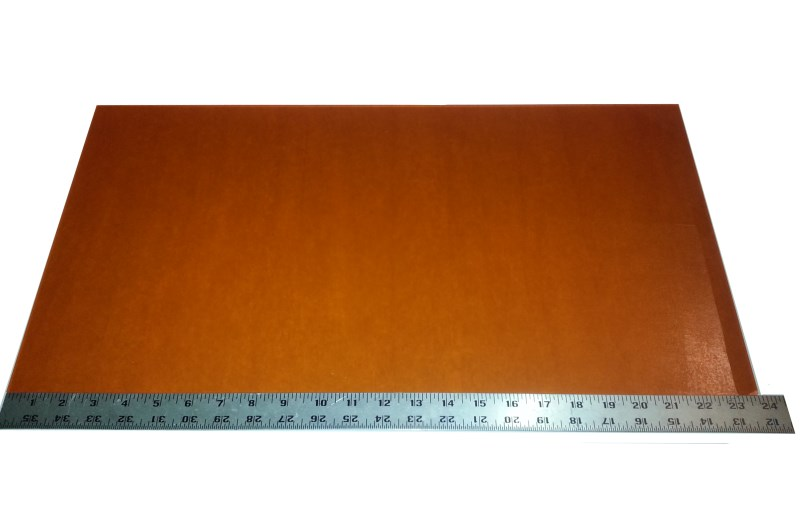 Laser Shielding Full sheet 24 x 12 inches sm