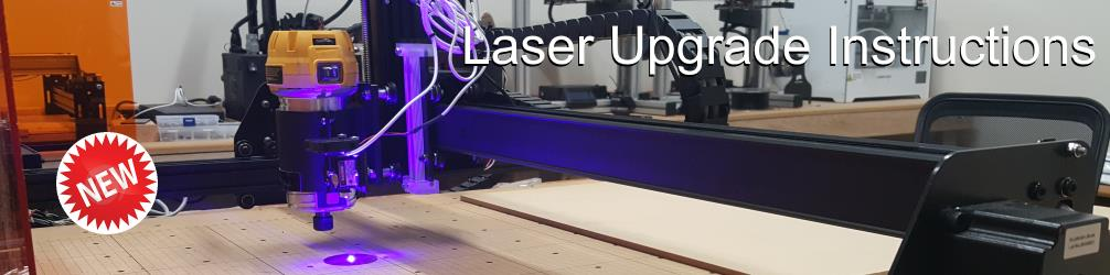 X Carve Laser Upgrade Banner 4